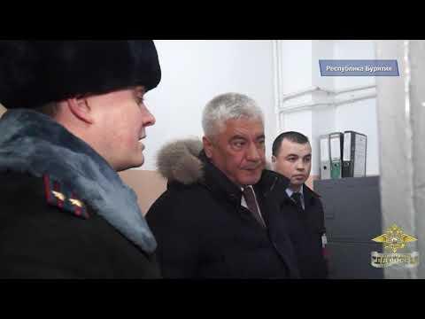 Рабочая поездка Владимира Колокольцева в Бурятию