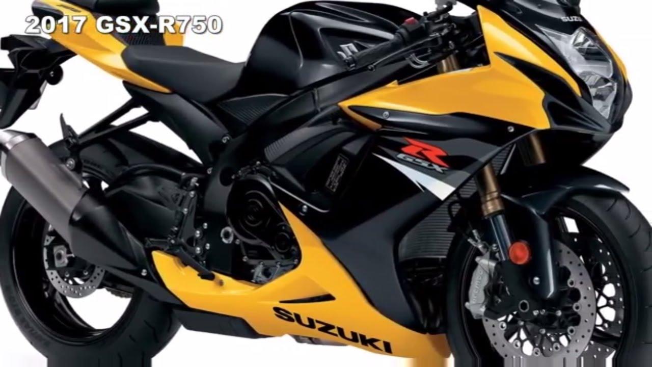 2017 suzuki gsxr 750 - 1280×720