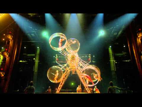 Cirque Casting Promo - Wheel of Death (Circus Performers)