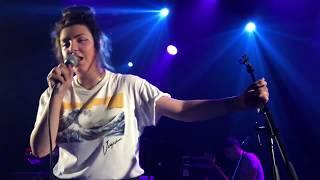 Hoshi «Je vous trouve un charme fou » live au Flow