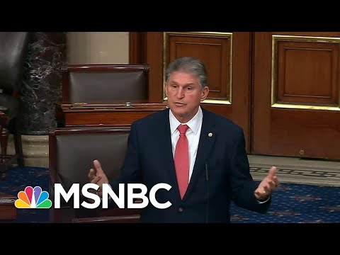 Manchin Again In The Way Of Broadly Popular Gun Reforms After Another Deadly Mass Shooting