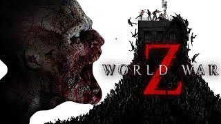 ИГРА World War Z ( WWZ ) ★ DODIXBRO GAMES ★ СТРИМ