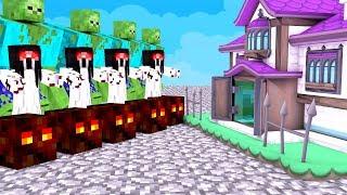 1000 OP Geister greifen unser Haus an!