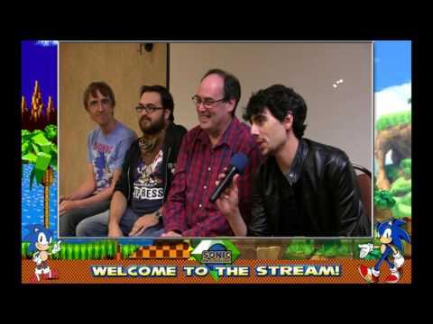 Sonic Revolution 2016: PART 6 - Sonic Boom Panel