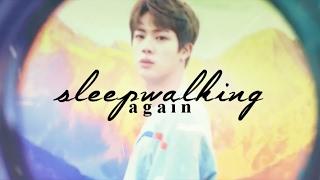 bts | sleepwalker;