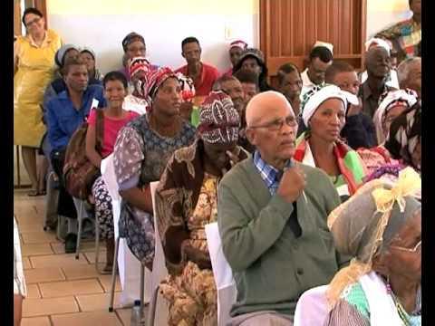 SA company book donation on Nama/Herero-NBC