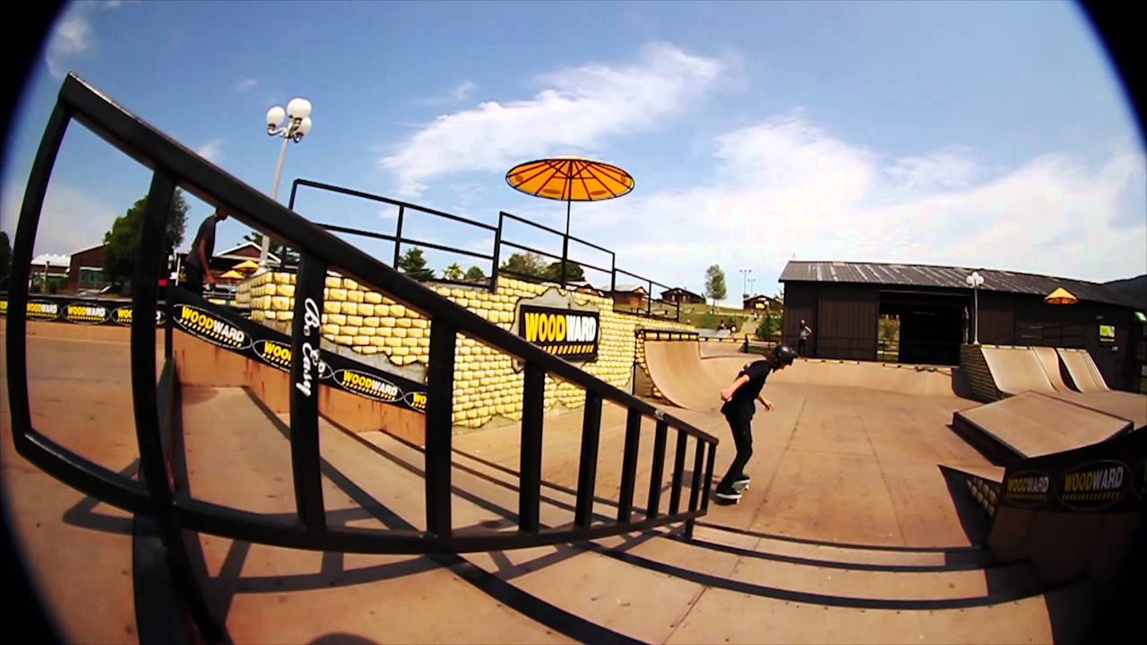 Red Bull Wings Division 2013 - Skateboarding - Woodward, PA