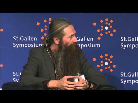 One-on-One: an investigative interview with Aubrey de Grey - 44th St. Gallen Symposium