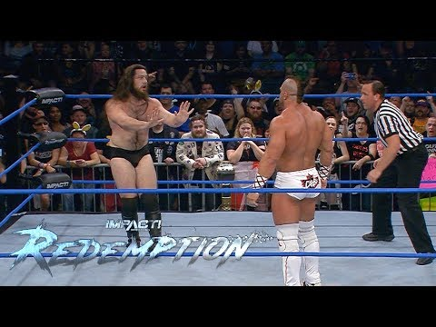 Brian Cage DESTROYS EVERYONE at Redemption! | IMPACT Wrestling Redemption Highlights