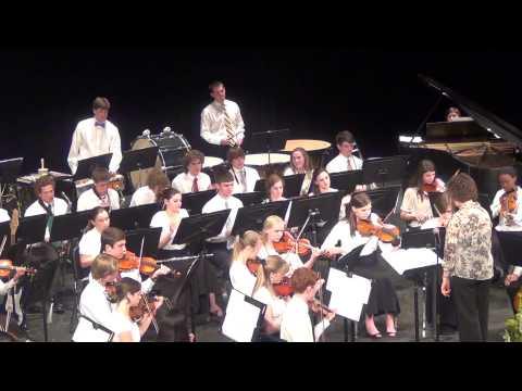 Very Last Visit to Collegiate School Orchestra Concert.