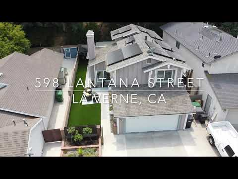 598 Lantana Street, La Verne, CA Remodeled Home with views of the mountains!