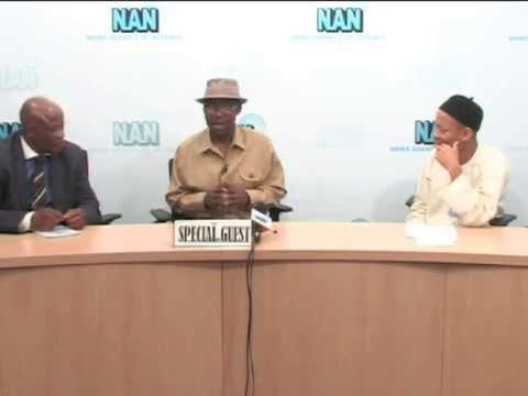 News Agency Of Nigeria Organized Forum On Mapping Of Nigeria