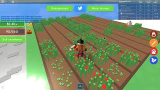 Harvesting Simulator-Roblox