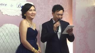 Deep 婚禮唱出我的宣言