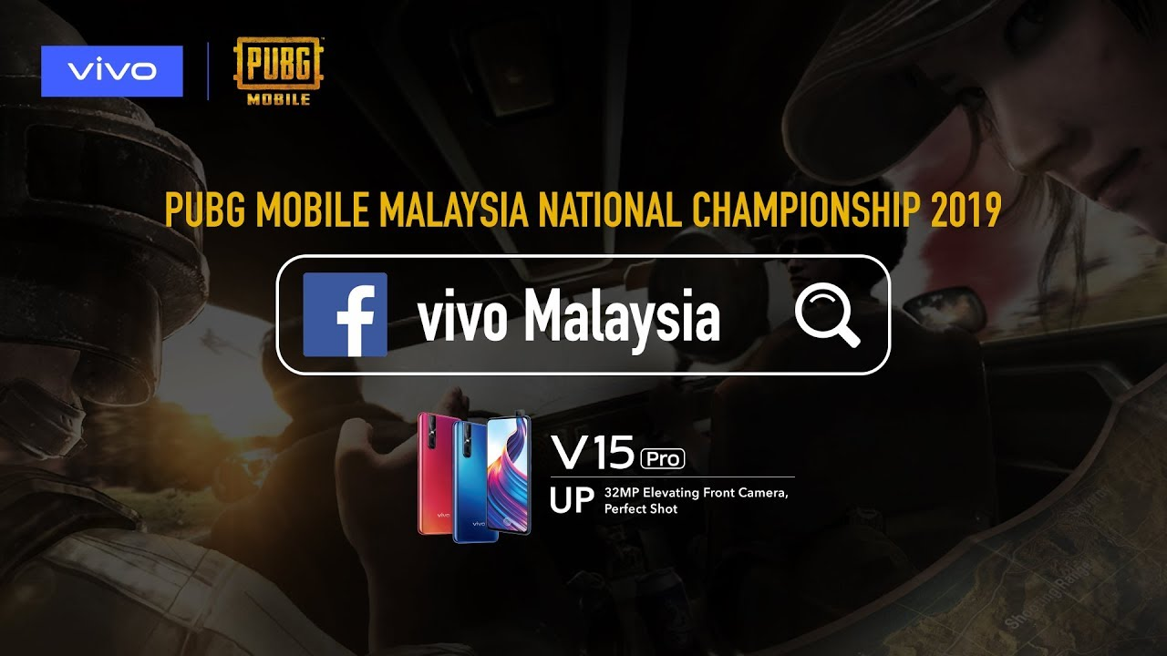 VIVO x PUBG Mobile Malaysia National Championship 2019