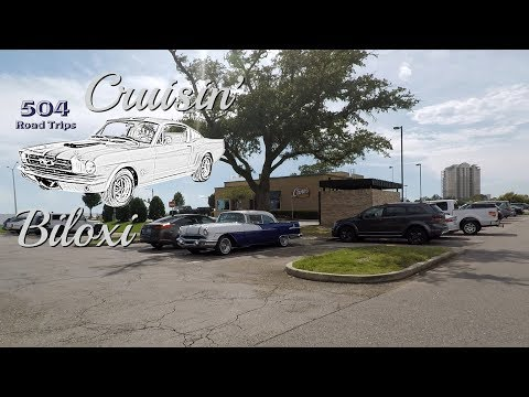 US-90 Drive - Cruisin The Coast - Gulfport/Biloxi, Mississippi