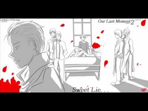 "Thumbnail: Gerita Doujinshi Preview ""OUR LAST MOMENT """