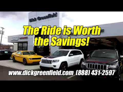 Dick greenfield jeep