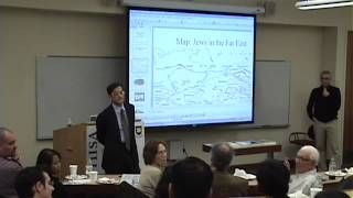 "Guang Pan -- ""Jews in China"" Part 2"