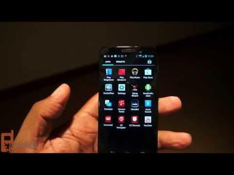Motorola DROID Mini hands on