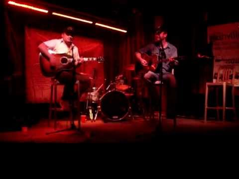 "Randy Rogers and Geoff Hill - ""Speak of the Devil"" live acoustic"