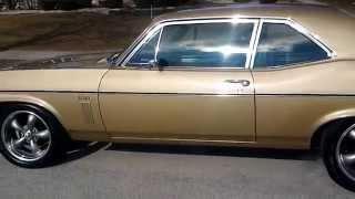 69 Chevy Nova olympic gold survivor exterior vid.mp4