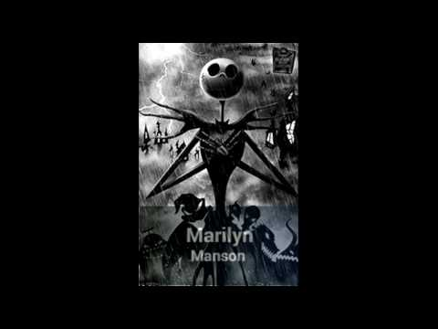 marilyn manson vs panic at the disco this is halloween - Marilyn Manson This Is Halloween Album