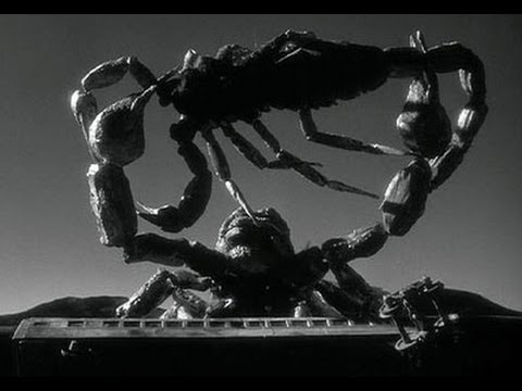 Joe Dante on THE BLACK SCORPION