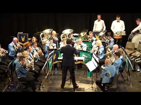 The Fairey Band -1812 Overture - Stockport Plaza - 24 June 2017