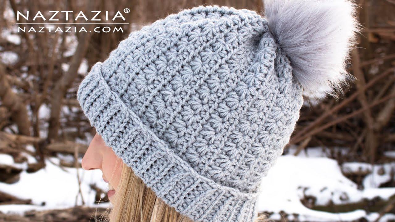 crocheted winter hat crocheted cap winter hat