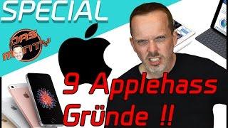 9 Gründe gegen Apple + iPhone - Und das iPhoneX ändert nix daran :D - Das Monty Deutsch