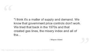 Wayne Allard Quotes