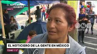 México: el trabajo de rescate en un edificio destruido – El Noticiero de la Gente