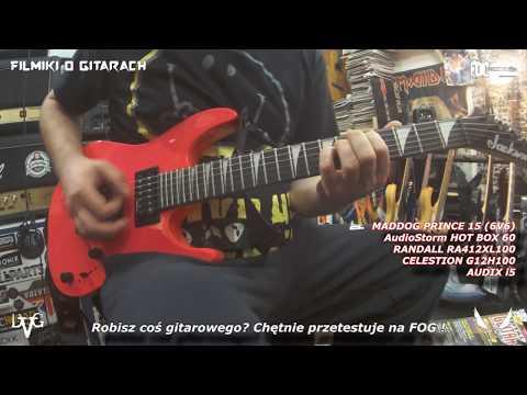 Jackson JS1X Minion - gitara elektryczna dla dziecka i nie tylko - FILMIKI O GITARACH 587