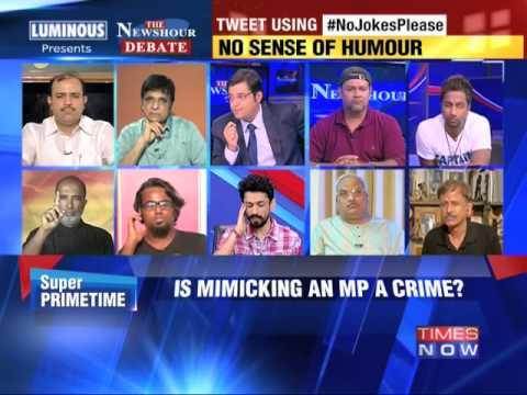 The Newshour Debate: No Jokes Please – Part 2 (14th August 2014)