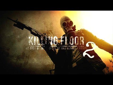 Killing Floor 2 [#9] - SUPER WSPARCIE! [With: Admiros, Rocky] /Zagrajmy w