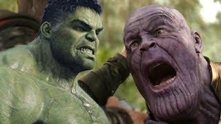 Avengers Infinity War Alternate Ending REVEALED - Hulk vs. Thanos in Wakanda!