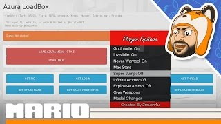 How to Install GTA 5 Azura Menu on PS4! [1.76 & Below] by MrMario2011
