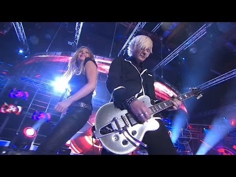 Rogue Traders  - Don't You Wanna Feel (Live on Australian Idol)