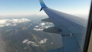 [HD] Full Flight: Baltimore to Seattle on Alaska Airlines