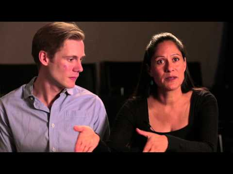 Sakina Jaffrey & Zachary Booth discuss The Barrow Group