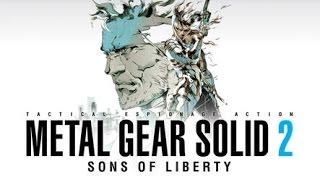 Metal Gear Solid 2 Sons Of Liberty HD Cutscenes\Film (ITA) - Part 9