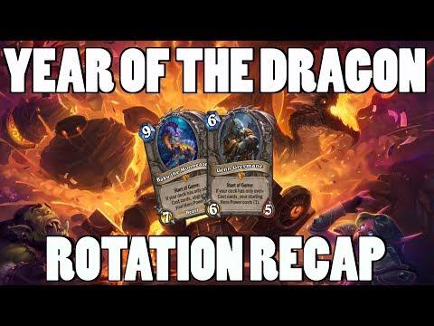 Year Of The Dragon Rotation Recap | Goodbye Genn&Baku