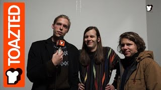 Die Nerven | On ''' Fear and Loathing'' In Hengelo, New Album, Tour | Toazted