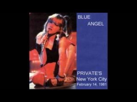 Cyndi Lauper Tour Blue Angel Privates Club NY 1981 Album