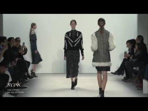 Yigal Azrouel Fall Winter 2016/2017 New York Fashion Week