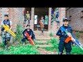 Nerf Guns War : Police Men Of TTNerf Team Special Warn Ninja Attack Boss XX Criminal Dangerous