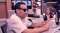 "French Montana ""Coke Boys TV"" Ep. 17 (Angie Martinez on Power 105.1)"