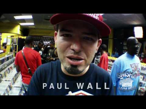 OFFICIAL IN STORE PAUL WALL