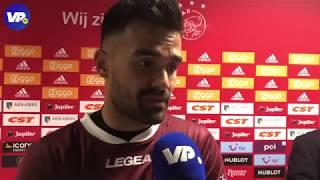 Van Leer over eigen niveau: ''Niet Ajax-waardig''